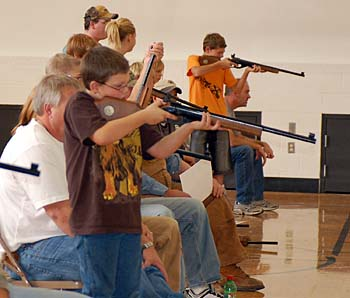 GooseFest Youth BB Gun Shoot Image