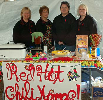 Red Hot Chili Mamas Image